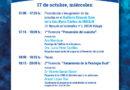 Programa de Actividades de las Jornadas AFENES-ASIMA