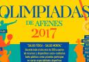 ENTREGA DE TROFEOS OLIMPIADAS AFENES 2017
